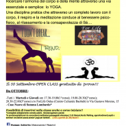 Yoga Open Day!